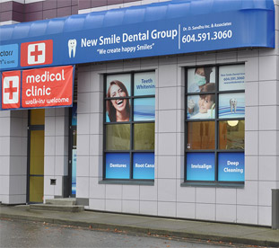 Welcome to NewSmileDental